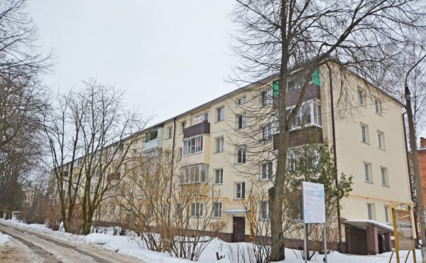 Двухкомнатная квартира в центре Волоколамска (БРОНЬ до 15 марта)